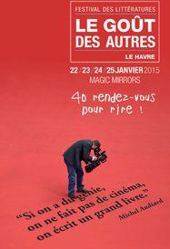 Programme Festival littéraire Le Goût des Autres 2015