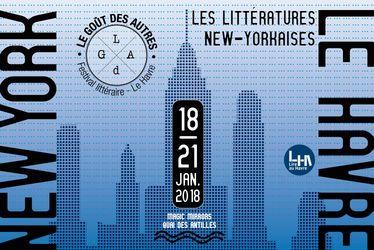 Festival littéraire Le Goût des Autres 2018 - 7e édition - 18/19/20/21 janvier 2018
