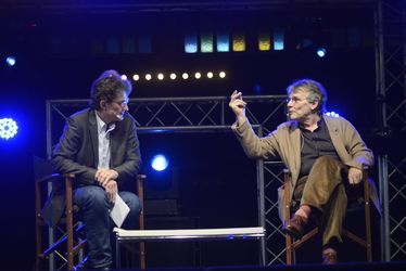 Grand entretien avec Daniel Pennac, animé par Fabio Gambaro