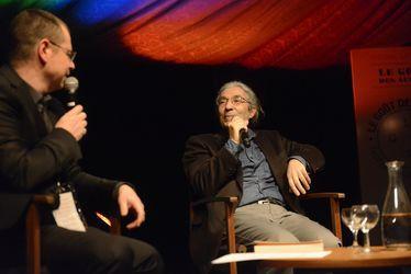 Une heure avec…Boualem Sansal, Lauréat du Grand Prix de l'Académie Française 2015 et auteur du meilleur livre de l'année élu par le Magazine Lire, pour 2084 : la fin du monde