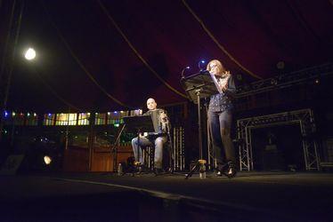 Lecture musicale Chronique d'une mort annoncée avec Clotilde Courau