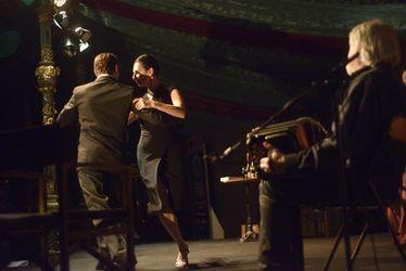 Lecture musicale et dansée Sur un air de tango
