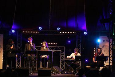 Lecture musicale Jules et Jim par Camélia Jordana, Félix Moati et Niels Schneider