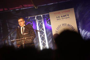 La 7e édition du festival littéraire Le Goût des Autres officiellement ouverte par Luc Lemonnier, maire du Havre